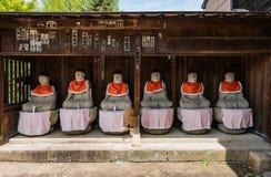 Висок Hida Kokubunji, Takayama, Япония Стоковое Изображение