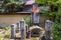 Висок Hida Kokubunji, Takayama, Япония Стоковое Изображение RF