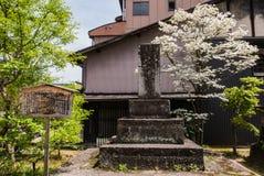 Висок Hida Kokubunji, Takayama, Япония Стоковая Фотография