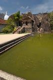 Висок Isurumuniya в Anuradhapura, Шри-Ланке стоковые фотографии rf
