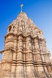 Висок Jagdish, Udaipur стоковая фотография rf