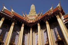 Висок kaew phra Wat Стоковые Фотографии RF