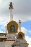 Висок Karakorum Стоковое Фото