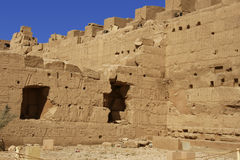 висок karnak Египета стоковые изображения