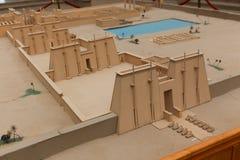Висок Karnak - Египет Стоковое Изображение RF