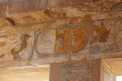 Висок Karnak - Египет Стоковое Изображение