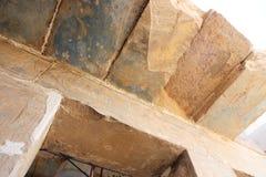Висок Karnak - Египет Стоковые Фото