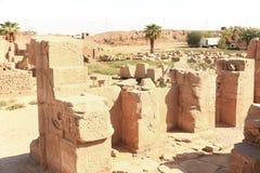 Висок Karnak - Египет Стоковая Фотография RF