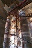 Висок Karnak - Египет стоковое фото