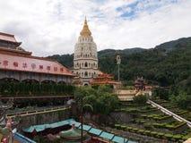 Висок Kek Lok Si Стоковая Фотография RF