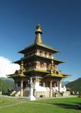 Висок Khamsum Yulley Namgyal стоковое фото