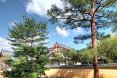 Висок Kinkaku-ji, Киото, Япония Стоковая Фотография