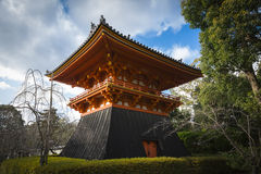 Висок Kinkaku-Ji Стоковые Фото