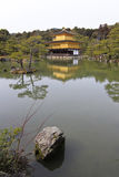 Висок Kinkakuji Стоковая Фотография RF