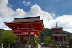 История Киота Стоковое Изображение