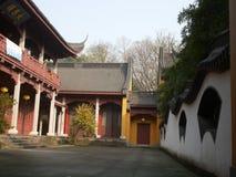 висок lingyin hangzhou стоковые фотографии rf