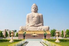 Висок Mahabodhi, Bodhgaya Стоковые Фотографии RF