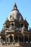 висок mandir krishna Стоковые Фото