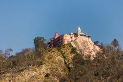 Висок Mansa Devi, Haridwar Стоковые Изображения