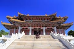 Висок Meishansi, amoy город, фарфор Стоковые Фотографии RF