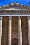 Висок Minerva в Assisi стоковая фотография rf