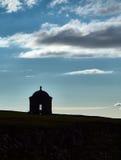 Висок Mussenden около Castlerock, Северной Ирландии Стоковые Изображения