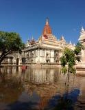 висок myanmar ananda bagan простый Стоковое фото RF