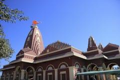 Висок Nageshwar, Dwaraka Стоковые Изображения RF