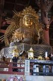 Висок Nara Япония Todai-ji Стоковое Изображение