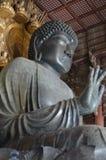 Висок Nara Япония Todai-ji Стоковые Изображения