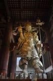 Висок Nara Япония Todai-ji Стоковая Фотография