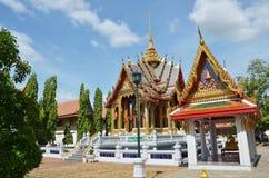 Висок Nontaburi Таиланд Bangpai стоковое фото