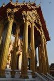 Висок nonthaburi Wat buakwan в Таиланде Стоковые Изображения RF