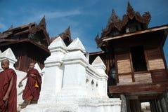 Висок Nyan Shwe Kgua стоковое фото