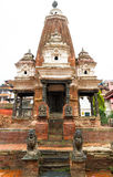 Висок Patan Стоковая Фотография