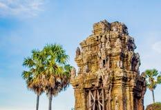 Висок Phnom Krom стоковое изображение rf