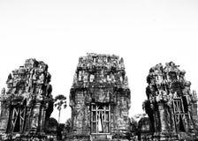 Висок Phnom Krom стоковое фото rf
