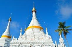 Висок Phra который Doi Kong Mu, Таиланд Стоковая Фотография RF