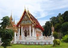 висок pnom pehn Камбоджи здания Стоковые Фото