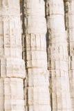 висок poseidon колонок стоковая фотография