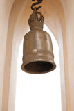 висок pra noi kaew колокола стоковая фотография