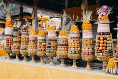 Висок Pura Tirta Empul bali Индонесия стоковое фото
