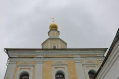 Висок ` s St. George, Владимир, Россия стоковые изображения