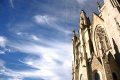 висок sagrat cor del expiatori Стоковая Фотография RF