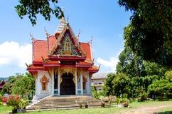 Висок Samui Wat Bo Phut, Таиланд стоковая фотография