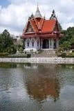 Висок Samui Wat Bo Phut, Таиланд стоковое изображение