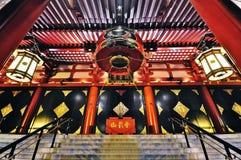 Висок Senso-ji Стоковое Изображение