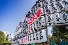 Висок Sensoji в токио, Японии Стоковое Изображение