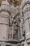 Висок shiva Hemadpanti Стоковое Изображение RF