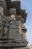 Висок shiva Hemadpanti, Hottal, махарастра Стоковое Фото